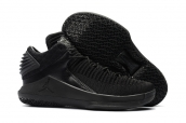 Air Jordan 32 Low Black