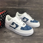 Nike Air Force 1 Supreme Louis Vuitton