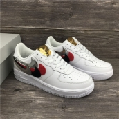 Nike Air Force 1 John Geiger The Shoe Surgeon White