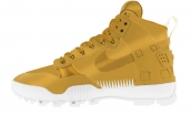 Nike SFB Duink Undercover Gold
