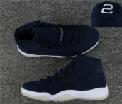 AAA Air Jordan 11 Jeter Re2pect