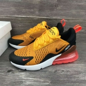 Women Air Max 270 Black Gold
