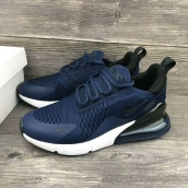 Women Air Max 270 Navy Blue
