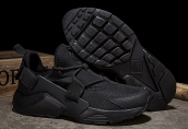 Women Nike Air Huarache 5 All Black