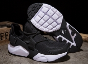 Women Nike Air Huarache 5 Black White