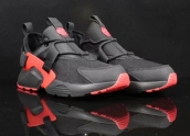 Women Nike Air Huarache 5 Black Red