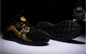 Nike Air Huarache Sueded Black Gold