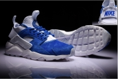Nike Air Huarache Sueded Blue Grey