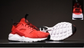 Women Nike Air Huarache Sueded Red