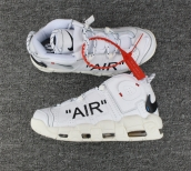 Air More Uptempo Off White
