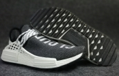 Adidas NMD Human Race Black White