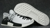 Adidas NMD Human Race White Black