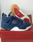 Super Perfect Air Jordan 4 LEVIS