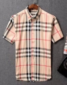 Burberry Short Shirt Man -01