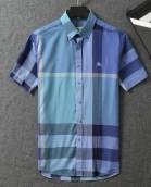 Burberry Short Shirt Man -02