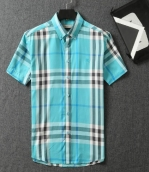 Burberry Short Shirt Man -05