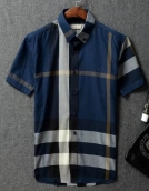 Burberry Short Shirt Man -07