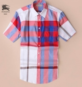 Burberry Short Shirt Man -08
