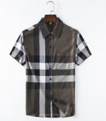 Burberry Short Shirt Man -09