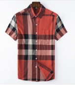 Burberry Short Shirt Man -11