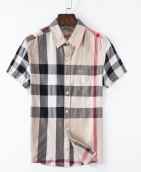 Burberry Short Shirt Man -12