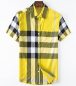 Burberry Short Shirt Man -13