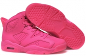 AAAA Women Air Jordan 6 All Pink