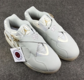 Perfect Air Jordan 8 White Gold