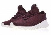 Adidas Tubular Doom Sock PK BY3563 Wine Red
