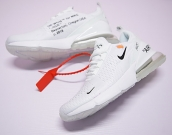 Air Max 270 OFF White White