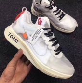 Super Perfect Nike Zoom Fly 4 OFF White