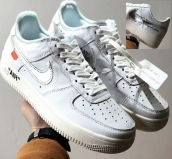 Women Nike Air Force 1 Low OFF White White