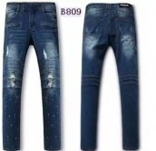 Balmain Long Jeans Man -011