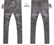 Balmain Long Jeans Man -012