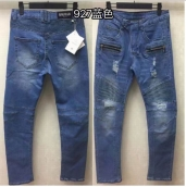 Balmain Long Jeans Man -014