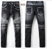 Balmain Long Jeans Man -018
