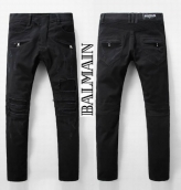 Balmain Long Jeans Man -020