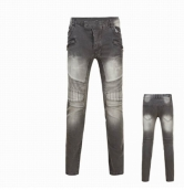 Balmain Long Jeans Man -021