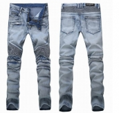Balmain Long Jeans Man -024