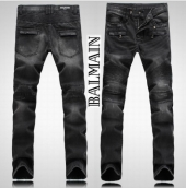 Balmain Long Jeans Man -026