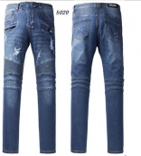 Balmain Long Jeans Man -028