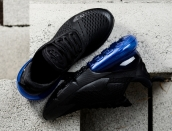 Air Max 270 Black Blue