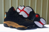 AAA Air Jordan 13 Black Brown