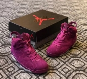 Perfect AirJordan 6  Wine Red