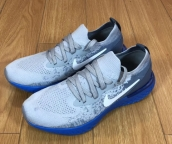 Nike Epic React Flyknit Grey Blue