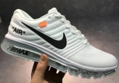Air Max 2017 OFF White White