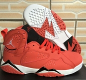 AAA Air Jordan 7 Red Black