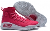 Under Armour Curry 4 Pink