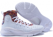 Under Armour Curry 4 White