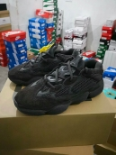 Super Perfect Adidas Yeezy Desert Rat 500 Black